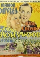 Going Hollywood (1933) plakat