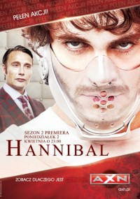 Hannibal (2013) plakat