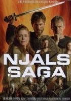 plakat - Njálssaga (2004)
