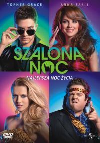 Szalona noc (2011) plakat