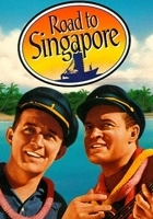 Droga do Singapuru (1940) plakat