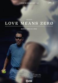 W tenisie love znaczy zero
