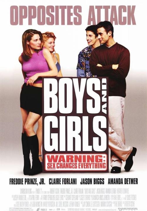 Dziewczyny i chłopaki