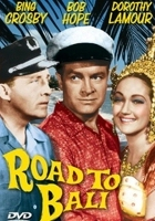 Droga do Bali (1952) plakat