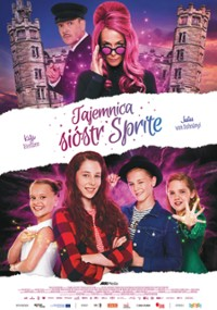 Tajemnica sióstr Sprite (2020) plakat