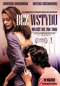 Bez wstydu (2012) plakat