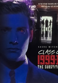 Klasa 1999 II: Zastępstwo (1994) plakat