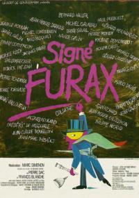 Signé Furax (1981) plakat