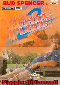 Extralarge 2: Diamenty (1993) plakat