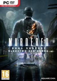 Murdered: Śledztwo zza grobu (2014) plakat