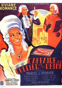 Naszyjnik królowej (1946) plakat