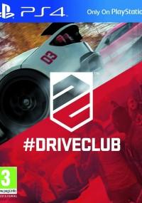 #DRIVECLUB (2014) plakat