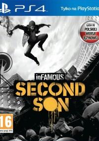 inFamous: Second Son (2014) plakat