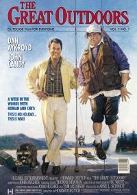 Na łonie natury (1988) plakat
