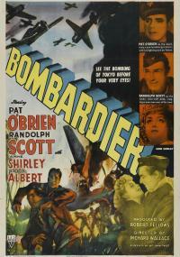 Bombardier (1943) plakat