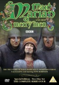 Maid Marian and Her Merry Men (1989) plakat