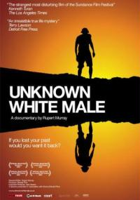 Unknown White Male (2005) plakat