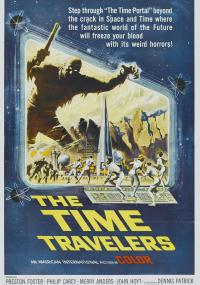 The Time Travelers (1964) plakat