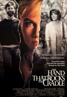 plakat - Ręka nad kołyską (1992)
