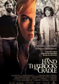 Ręka nad kołyską (1992) plakat