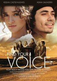 Find Your Voice (2017) plakat
