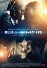 Needle in a Timestack (2021) plakat