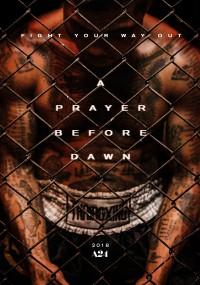 A Prayer Before Dawn (2017) plakat