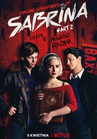 Chilling Adventures of Sabrina (2018) plakat