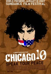 Chicago 10 (2007) plakat