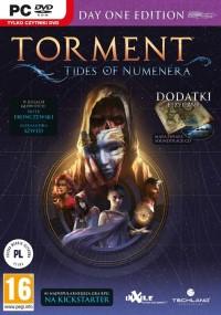 Torment: Tides of Numenera (2017) plakat
