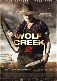 Wolf Creek 2 (2013) plakat