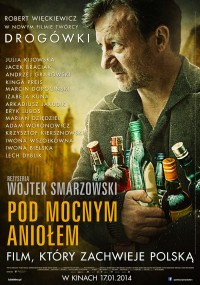 Pod Mocnym Aniołem (2014) plakat