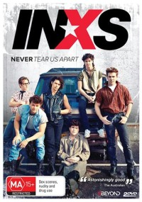 Never Tear Us Apart: The Untold Story of INXS (2014) plakat