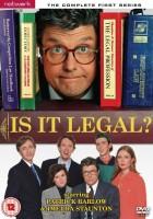 plakat - Is It Legal? (1995)