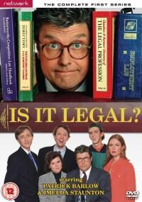 Is It Legal? (1995) plakat