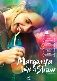 Margarita with a Straw (2014) plakat