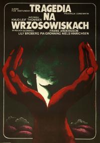 Tragedia na wrzosowiskach (1971) plakat