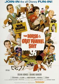 The Horse in the Gray Flannel Suit (1968) plakat