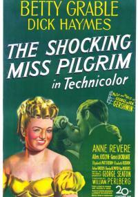 Szokująca panna Pilgrim