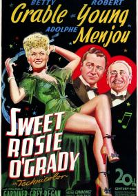 Słodka Rosie O'Grady (1943) plakat