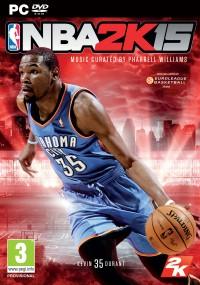 NBA 2K15 (2014) plakat
