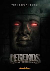 Legends of the Hidden Temple: The Movie (2016) plakat