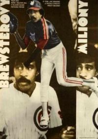Miliony Brewstera (1985) plakat