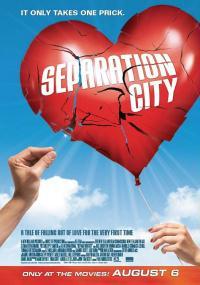 Miasto rozstań (2009) plakat