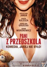 Pani z przedszkola (2014) plakat