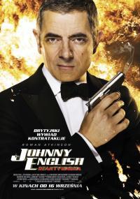Johnny English Reaktywacja (2011) plakat