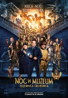 plakat - Noc w muzeum: Tajemnica grobowca (2014)