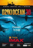 plakat - Dziki Ocean 3D (2008)