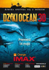 Dziki Ocean 3D (2008) plakat