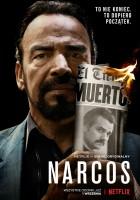 plakat - Narcos (2015)